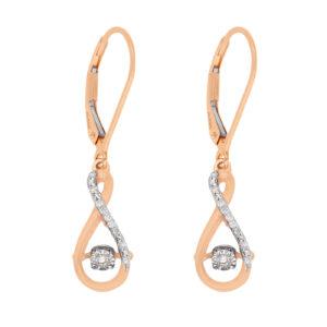 K-rõngat teemantidega